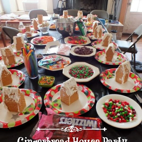 Royal Icing for Graham Cracker Gingerbread Houses
