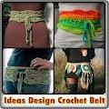 Ideas Design Crochet Belt