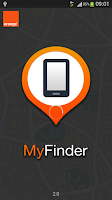 Screenshot of MyFinder