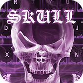 App Skull Keyboard APK for Kindle