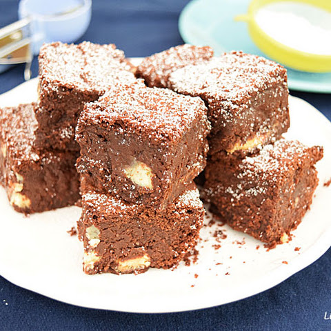 Egg Free Chocolate Brownies