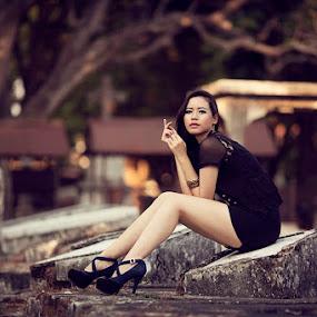 elvira by Mas Irvan - People Fashion