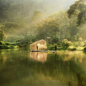 Situ Gunung by Keril Doank - Landscapes Travel