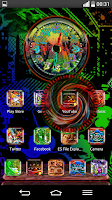 Screenshot of Next Launcher Theme Graffiti