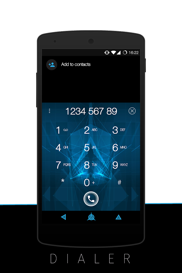 Futuristic - CM13/CM12.1 Theme Screenshot 6