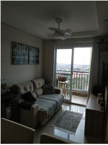 Apartamento com 2 dormitórios à venda, 55 m² por R$ 430.000 - São Bernardo - Campinas/SP
