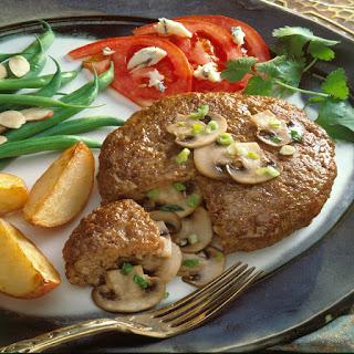 Pork Burgers Mushrooms Recipes