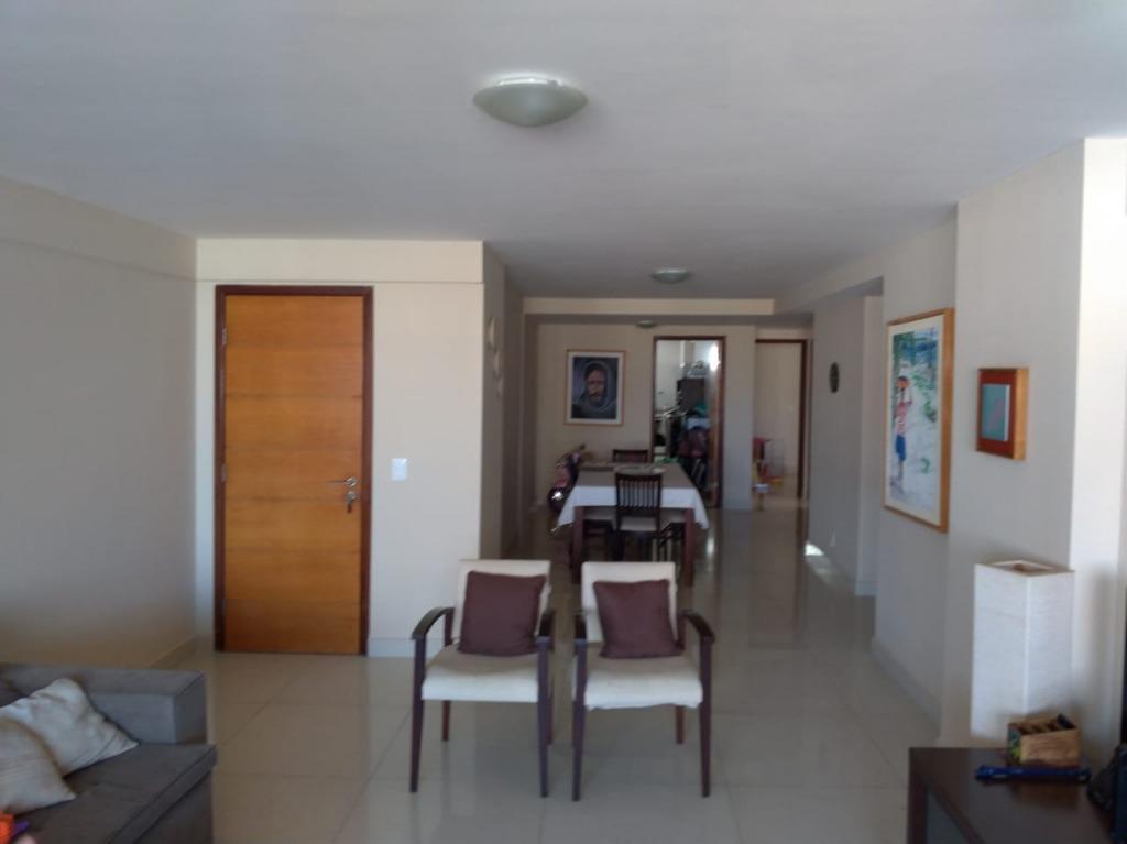 Apartamento com 4 dormitórios à venda, 159 m² por R$ 690.000 - Manaíra - João Pessoa/PB
