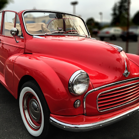 Morris Minor convertable by Jeanne Knoch - Transportation Automobiles (  )