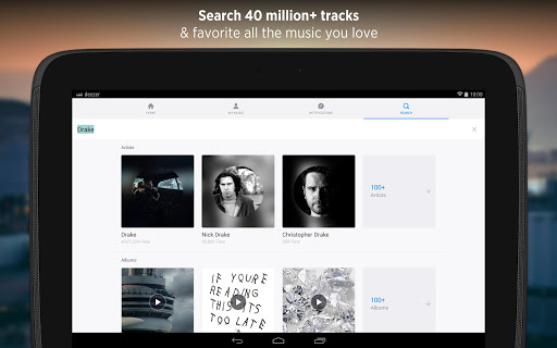 Deezer: Music&Song Streaming screenshot 10