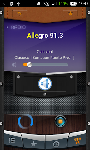 android Radio Puerto Rico Screenshot 3