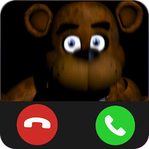 Fake Call From Freddy Five Night Prank For PC