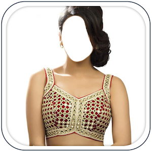 Download Women Blouse Photo Suit For PC Windows and Mac