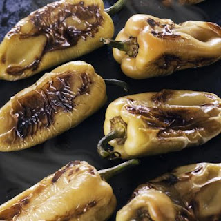 Grilled Poblano Peppers Recipes