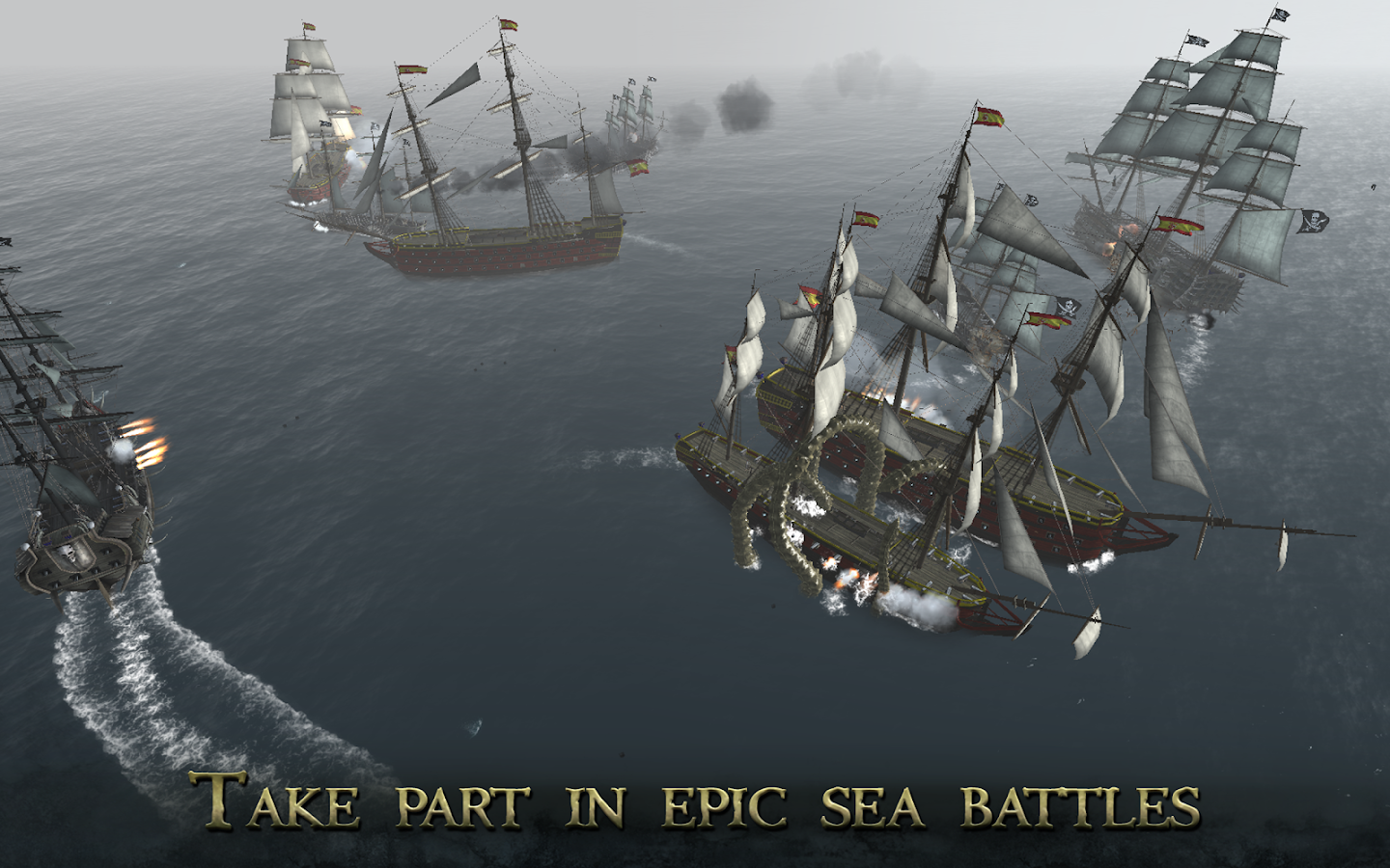 The Pirate: Plague of the Dead Screenshot 9