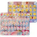 Dewdrop Emoji Keyboard Theme APK for Lenovo