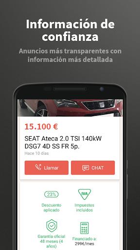 Coches.net - Compraventa de Coches de Ocasión screenshot 8