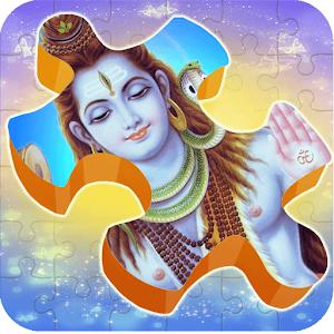 Lord Shiva - Shiv Parvati Jigsaw Puzzle For PC (Windows & MAC)