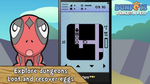 Dungeon Pets PRO - screenshot