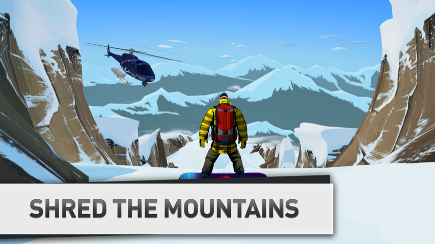 Snowboarding The Fourth Phase Screenshot 7