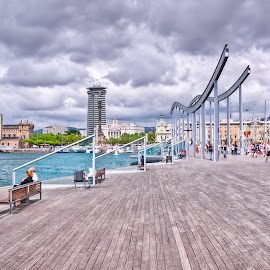 by Eduard Andrica - City,  Street & Park  Vistas