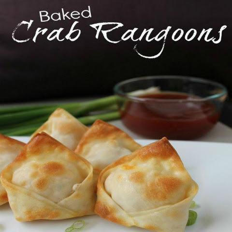 Baked Crab Rangoon - 3 Smartpoints