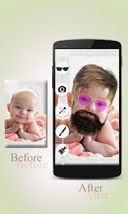 face change photo editor - screenshot