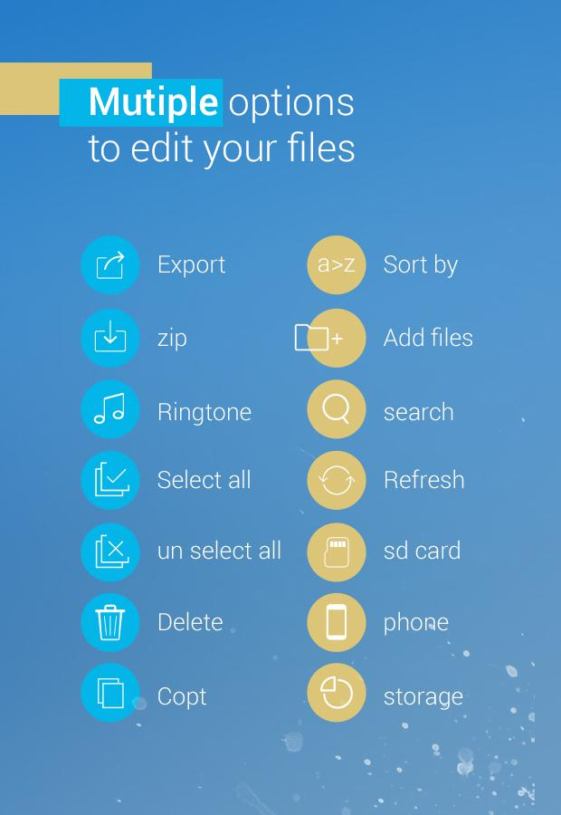 File Manager - File explorer Screenshot 12