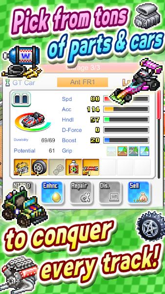 Grand Prix Story 2 Screenshot Image