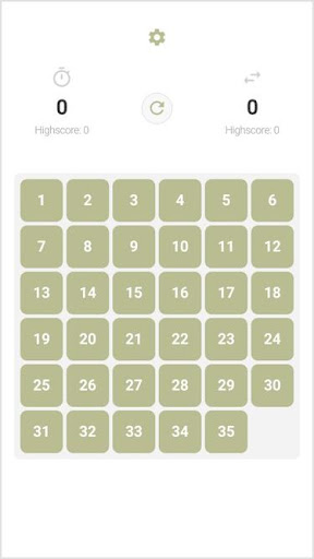 Puzzle 15 Modern screenshot 6