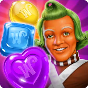 Willy Wonka's Sweet Adventure – A Match 3 Game For PC (Windows & MAC)