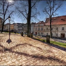 Litomysl city by Jana Vondráčková - City,  Street & Park  Street Scenes