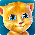 Talking Ginger APK for Bluestacks