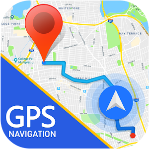 GPS Route Maps & Navigation, Driving Directions Online PC (Windows / MAC)