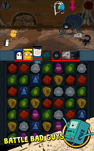 Adventure Time Puzzle Quest- screenshot thumbnail