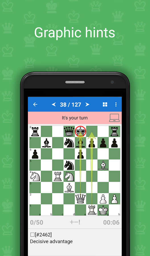 Chess Combinations Vol. 2 Screenshot
