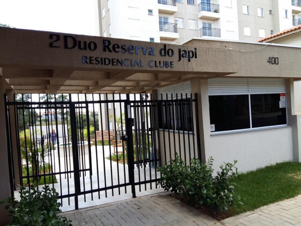 [Apartamento residencial para locação, Jardim Ermida I, Jundiaí.]