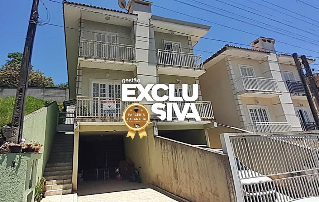 Villa Deste | Sobrado com 3 quartos à venda, 135 m² por R$ 390.000 - Rio das Pedras - Cotia/SP