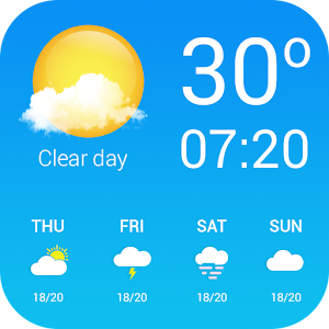 Weather app New App on Andriod - Use on PC