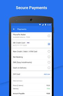 Flipkart Online Shopping APK for Ubuntu