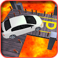 Game Lava Car Parking Adventure Time Games 3D 2017 APK for Windows Phone