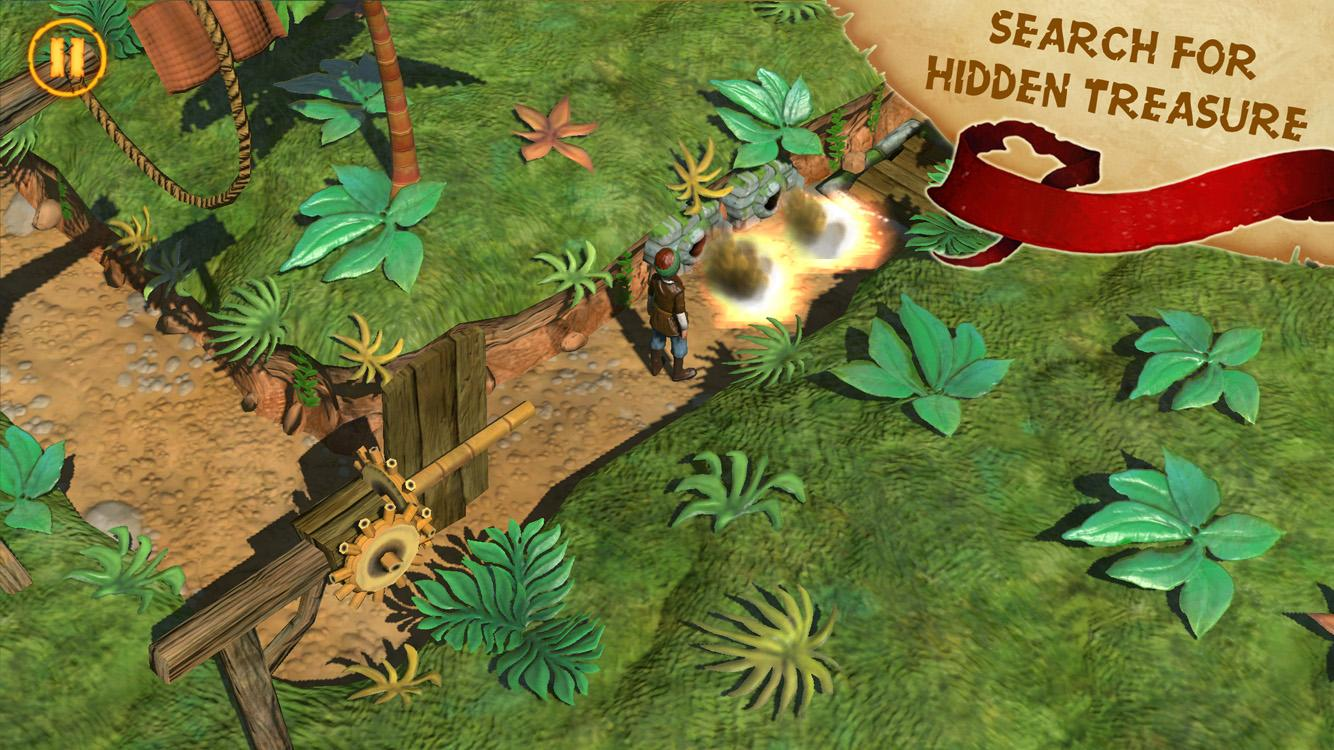 Captain Sabertooth Lama Rama Screenshot 4