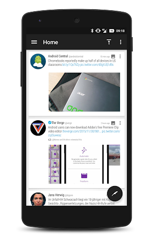 Tweetings for Twitter 10.6.5 Patched Apk