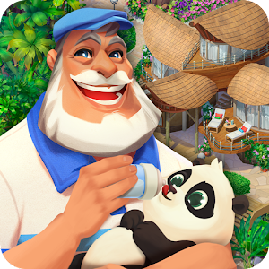 Tropical Forest: Match 3 Story For PC (Windows & MAC)