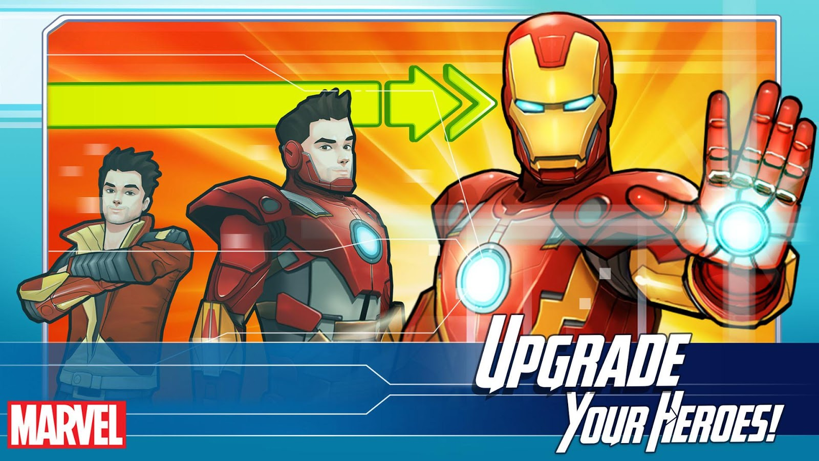 MARVEL Avengers Academy Screenshot 1