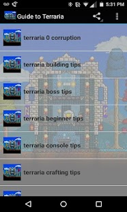 Play Guide for Terraria - screenshot