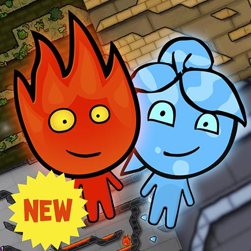 Fire Boy and Water Girl - Dark Star Temple (game)