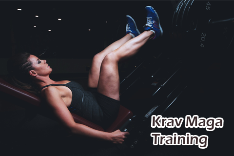android Krav Maga Training Screenshot 1
