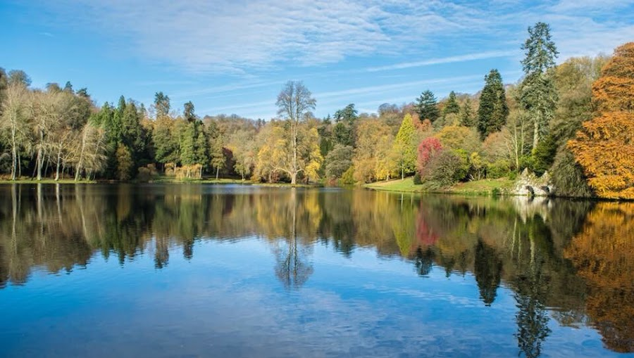 Lake Reflection  by Jolyon Vincent - Landscapes Waterscapes (  )