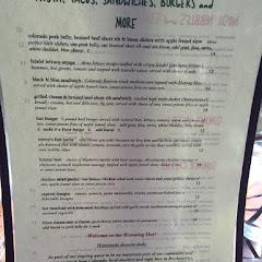 Pretty much everything on their menu is GF.